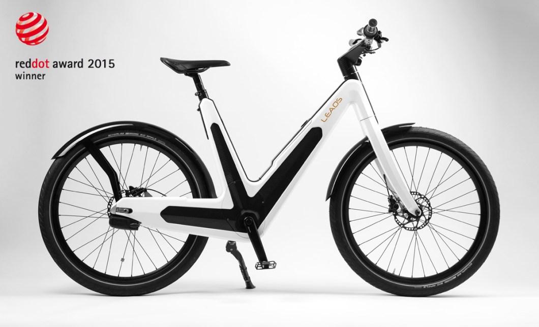 Bicicletta elettrica LEAOS