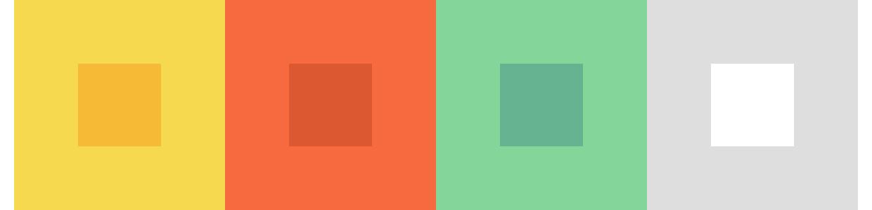 palette colour