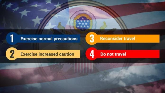 Resultado de imagen de Global Level 4 Health Advisory – Do Not Travel