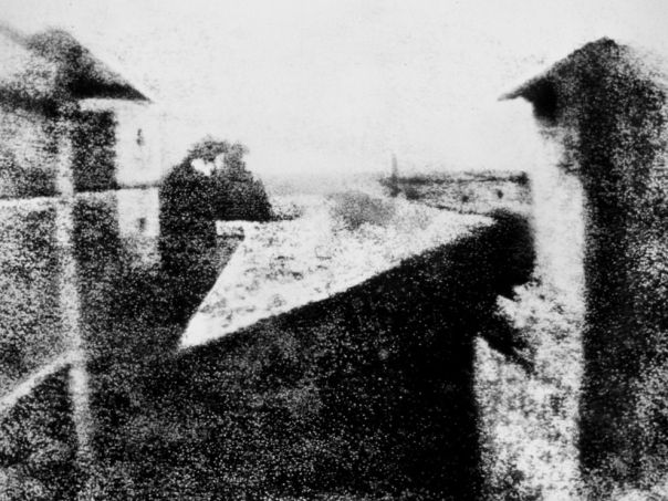 World's first photograph