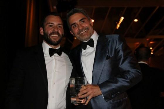 Josh Wood e Felipe Diniz
