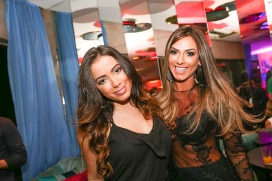 Anita e Nicole Bahls