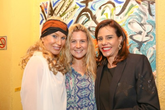 Marie Annick Mercier com a filha Marie Mercier e Narcisa Tamborindeguy _ Gianne Carvalho _ IMG_8926 (Custom)