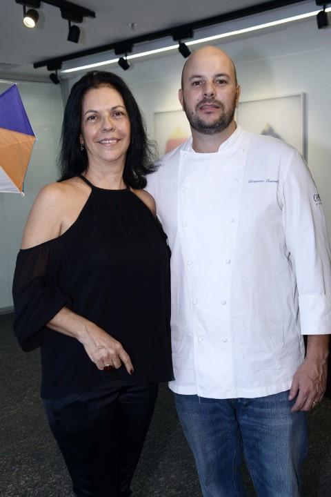 Martha Pagy e Christiano Ramalho