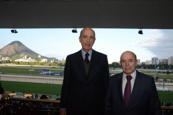 Luiz Alfrdo Taunay e Francisco Dornelles (Custom)