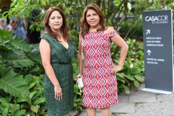 Angela e Patrica Mesa arquitetas do Espaço Joia da Casa