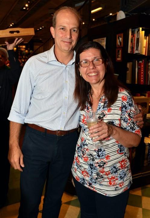 Fernando Barrozo do Amaral e Livia Vianna