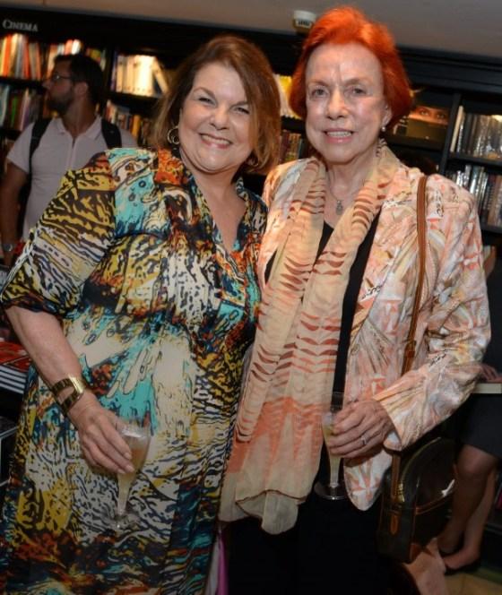Anna Ramalho e Lucy Barreto
