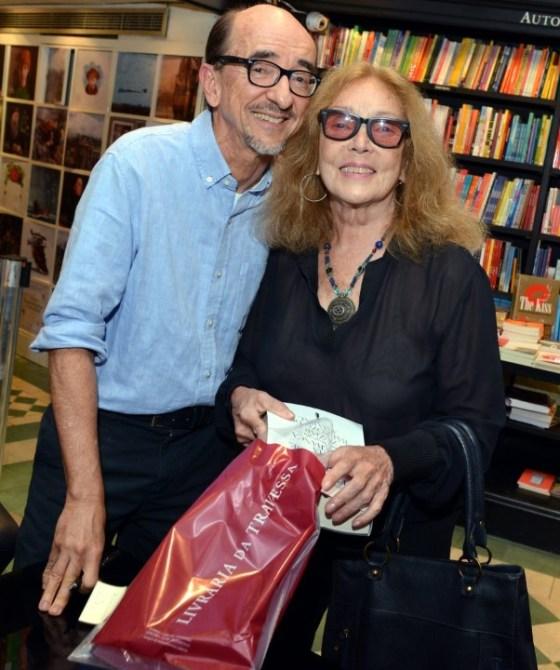 Joaquim Ferreira dos Santos e Maria Luica Dahl