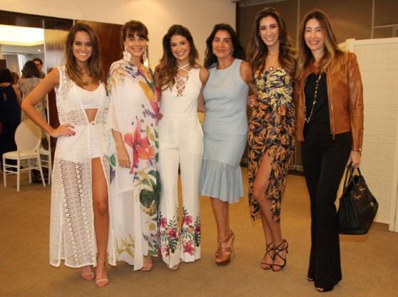 Sabine Arias, Maly peixoto, Maria gabriela lage, Gilza Velloso, Maria Victoria Rodrigues dos Santos, Christiana Pontes