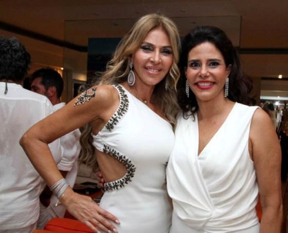 Nina Stevens e Narcisa Tamborindeguy
