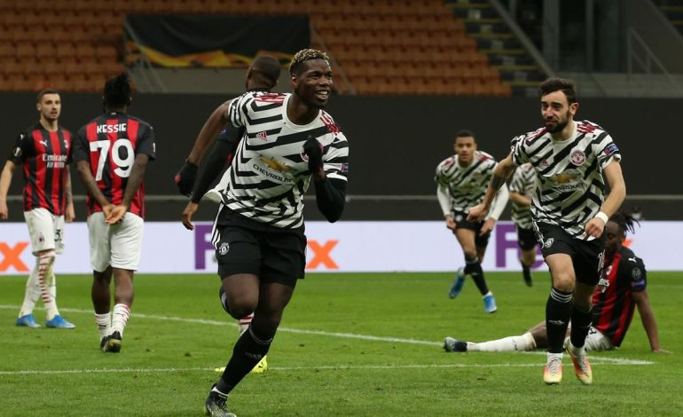 Europa League: Pogba elimina il Milan