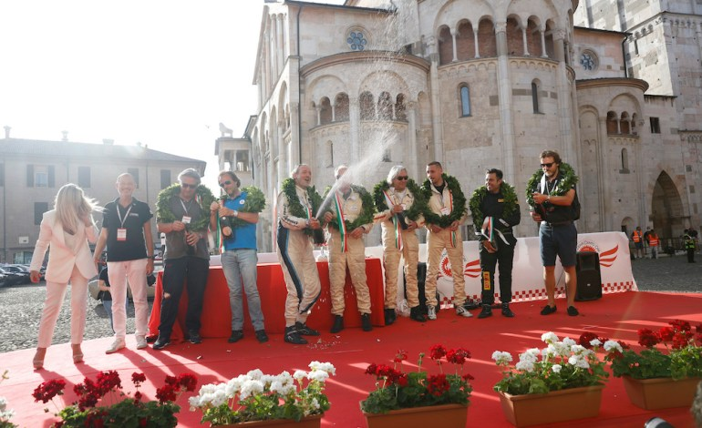 Modena Cento Ore 2021:  Si conclude la 21° edizione!