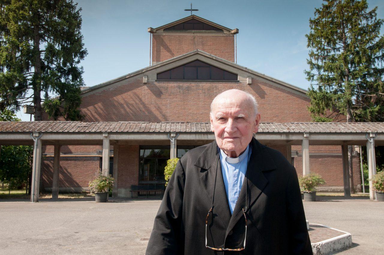 """Morte di Don Eleuterio Agostini, la Cisl: """"Fu un prete dalla parte dei lavoratori"""""""