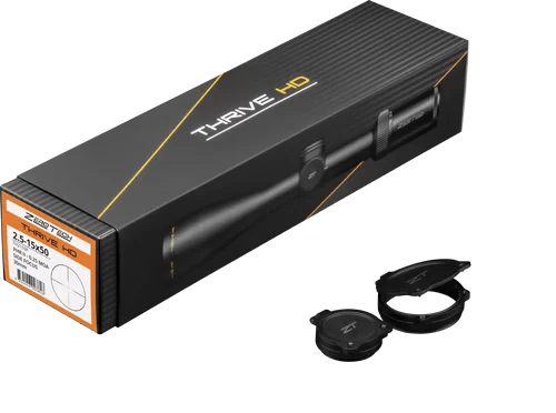 TH2155P - 2.5-15X50mm THRIVE HD PHRII Riflescope Box