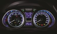 Hyundai Veloster - 110 Cluster
