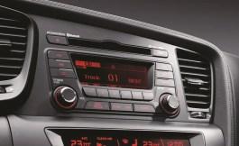 KIA Optima K5 - 142 6 CD Changer Audio