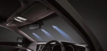 KIA Optima K5 - 150 Auto Defogging system