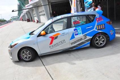 Mazda3 Fawster Motorsports S1K (2012) - 53