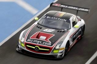 Mercedes SLS AMG GT3 (45th-Anniversary) - 08