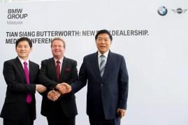 Tian Siang Premium Auto BMW 4S Dealership - 02