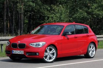 BMW 1-Series (2012) - 01