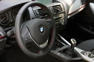 BMW 1-Series (2012) - 32