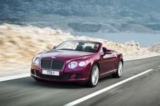 Bentley Continental GT Speed Convertible (2013) - 02