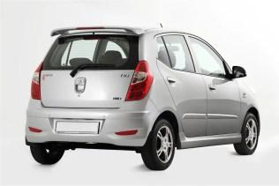 Hyundai i10 Colourz - 23 Silver