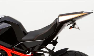 KTM RC8 with Corbin Seat - 05