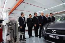 Lexus Sg Besi - 03 (Centre) Mr William Loh, MD of Wing Hin Auto Carriage