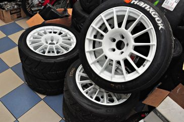 Pentagon's Used Hankook Z221 Semi-Slicks from TTA Rnd 2 - 02