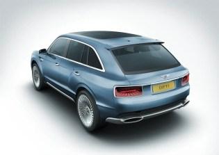 Bentley EXP 9 F Concept - 15