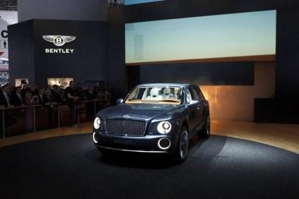 Bentley EXP 9 F Concept - 16