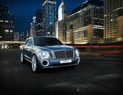 Bentley EXP 9 F Concept - 21