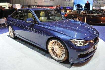 ALPINA B3 Bi-Turbo (F30) - 01
