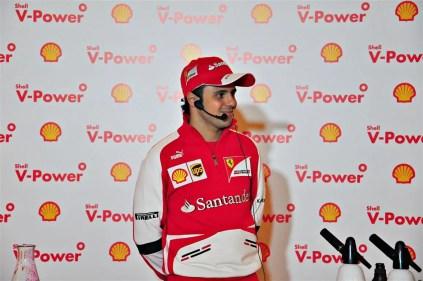 Cocktail Masterclass with Scuderia Ferrari F1 Driver Felipe Massa - 01