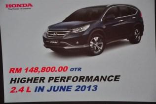 Honda CR-V (2013) - 033