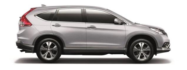 Honda CR-V (2013) - 106 Alabaster Silver Metallic