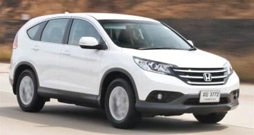 Honda CR-V (2013) - 01