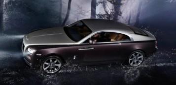 Rolls Royce Wraith (2013) - 03