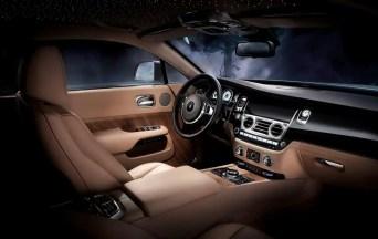 Rolls Royce Wraith (2013) - 10
