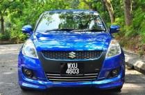 Suzuki Swift (2013) - 02