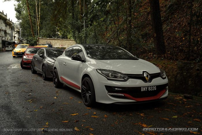 renaultsport collectif megane clio rs drive genting highlands malaysia06503