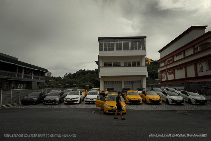 renaultsport collectif megane clio rs drive genting highlands malaysia06533