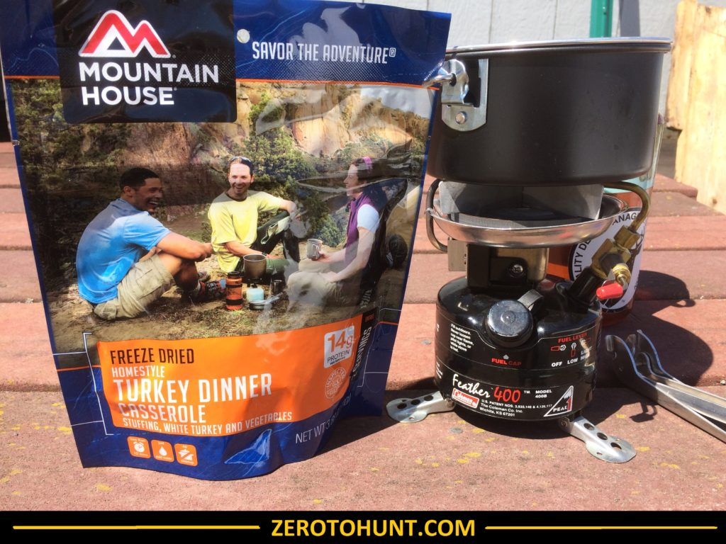 mountain house food review