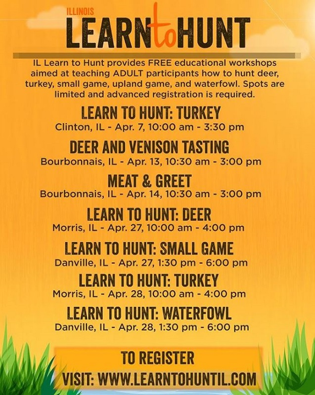 learn to hunt