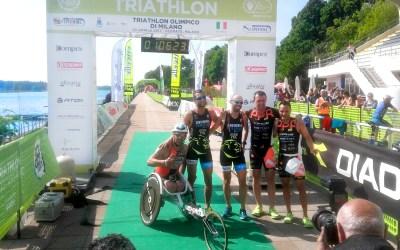 Week end dai riflessi argentei per Zerotrenta Triathlon