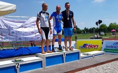 Nel caldo weekend del 34° Bardolino, Zerotrenta coglie un podio di categoria a Vittorio Veneto