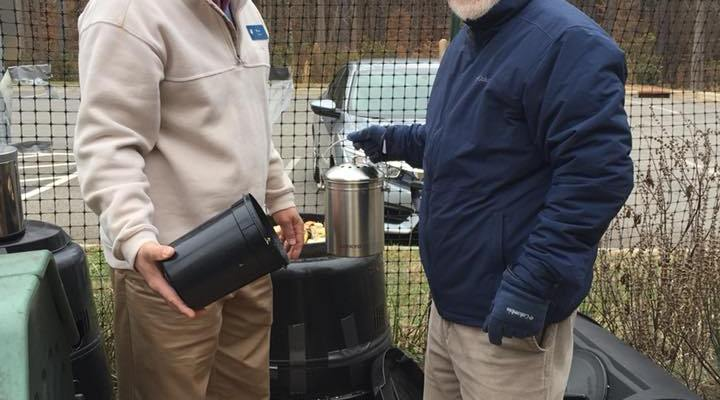 Becoming the Good Soil: Expansion of Composting Capabilities at Nativity